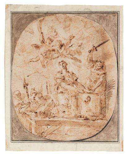 GASPARE DIZIANI (BELLUNO 1689-VENISE 1767)