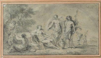 FRANCESCO ZUCCARELLI (PITIGLIANO 1702-FLORENCE 1788)