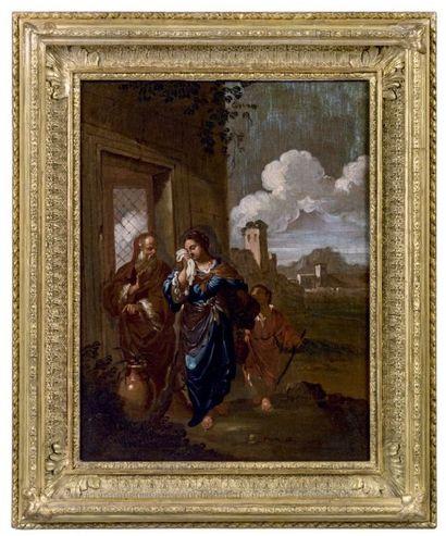 DIRCK HELMBREKER (HAARLEM 1624 OU 1633-ROME 1696)