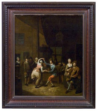 JEAN-BAPTISTE LAMBRECHS (ANVERS 1680-APRÈS 1731)