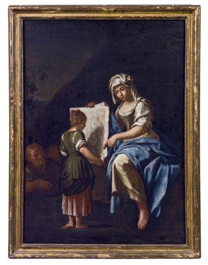 GIUSEPPE GAMBARINI (BOLOGNE 1680-1725)