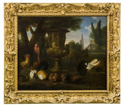 DAVID DE KONINCK (ANVERS 1636-BRUXELLES, APRÈS 1701)