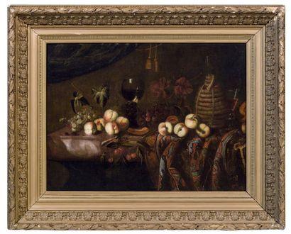 ATTRIBUÉ À WILLEM OU GUILLIAM GABRON (ANVERS 1619-1678)