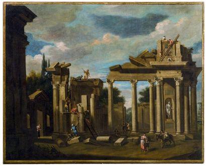 ANTONIO VISENTINI (VENISE 1688-1782) ET ATELIER
