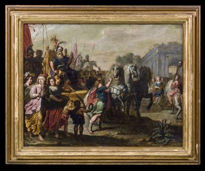 SIMON DE VOS (ANVERS 1603-1676) ET ATELIER