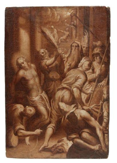 Attribué à Jacopo PALMA le jeune (Venise 1544-1628)