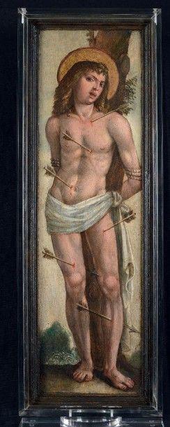 LATTANZIO DI NICCOLO' (FOLIGNO, ACTIF 1480-1527)