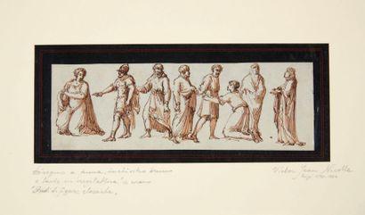 VICTOR JEAN NICOLLE (PARIS 1733-1826)