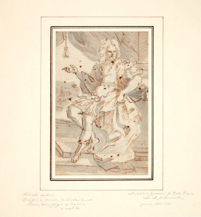 ATTRIBUÉ À FRANCESCO SOLIMENA (CANALE DI SERINO 1657-NAPLES 1747)