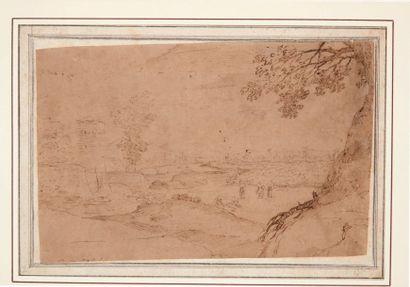 Attribué à Giulio Parigi (Florence 1571-1635)