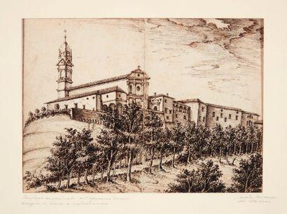 École ITALIENNE de la fin du XVIIIe siècle