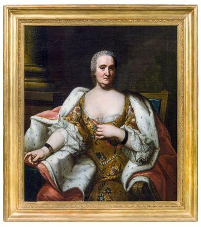 DOMINICUS VAN DEN SMISSEN (ALLEMAGNE, 1704 - 1760)