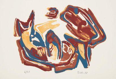 ANSGAR ELDE (1933-2000)