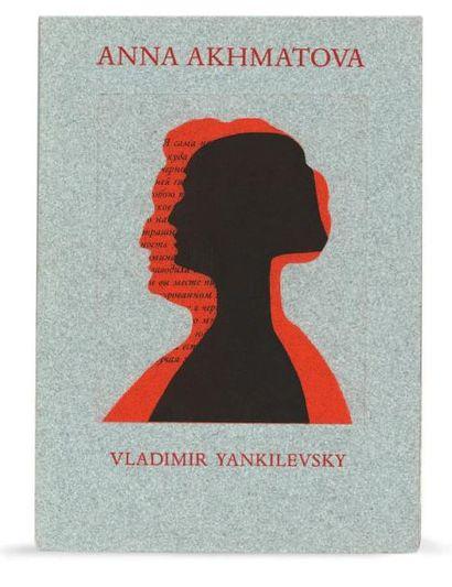 ANNA AKHMATOVA VLADIMIR YANKILEVSKY