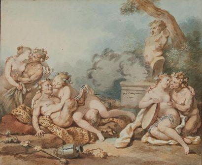 Jacques Philippe CARESME (Paris 1734 - 1796)