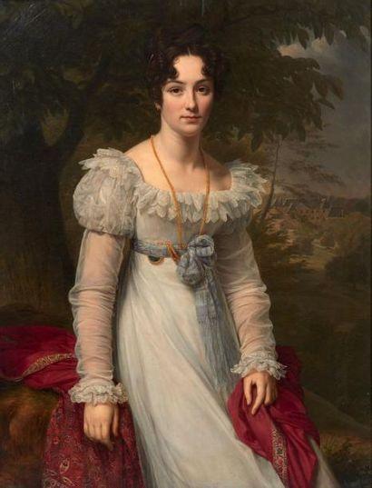 ATTRIBUÉ À LOUIS HERSENT (1777 - 1860)