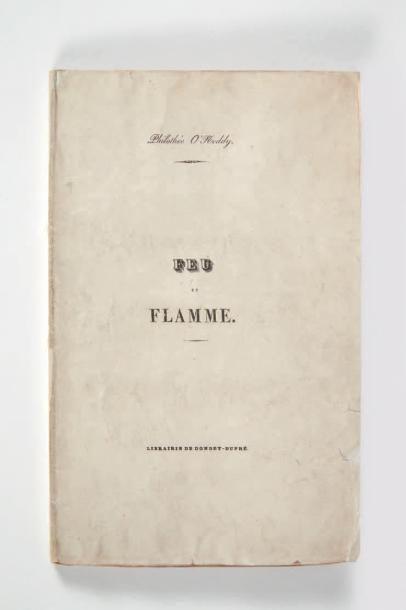 O'NEDDY (Philothée, pseudonyme de Auguste-Marie Dondey)
