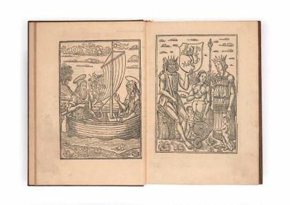 LE MAIRE DE BELGES (Jean) Les Illustrations de Gaule et singularitez de Troye. Contenant...