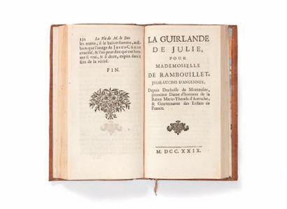[MONTAUSIER]. PETIT (Nicolas). La Vie de Monsieur le duc de Montausier pair de France,...