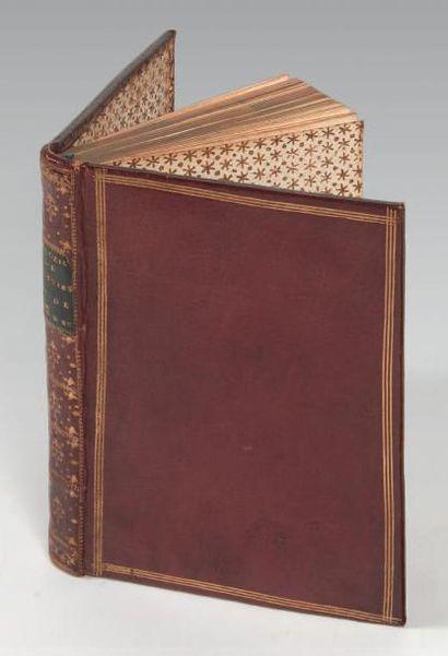 PARNY Poésies érotiques. A l'Isle de Bourbon, [Paris], 1778. In-12 [162 x 104 mm]...