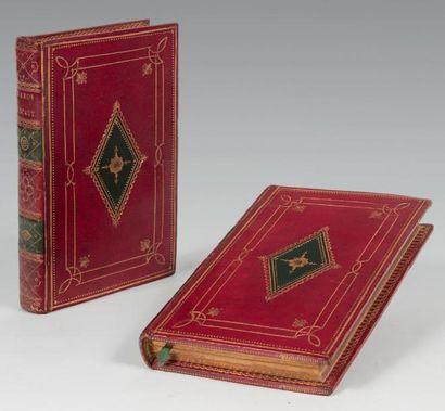 PREVOST (Abbé) Histoire de Manon Lescaut et du Chevalier des Grieux. A Paris, De...