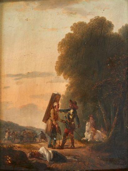 NICOLAS LOUIS ALBERT DELERIVE(LILLE 1755 - LISBONNE 1818)