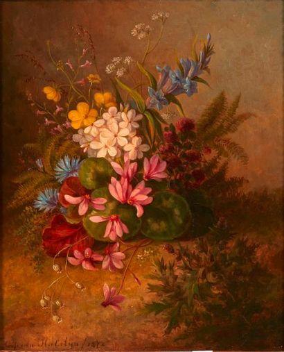CORNELIS VAN HULSTIJN(1811 - 1879)