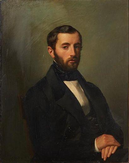 François-Joseph NAVEZ(Charleroi 1787 - Bruxelles 1869)