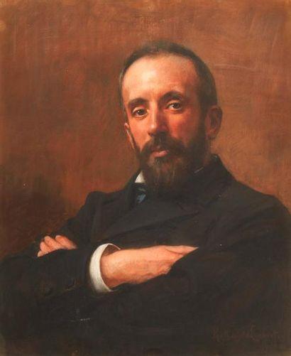 BARONNE LUCIE LAMBERT DE ROTHSCHILD(PARIS 1863-1916)