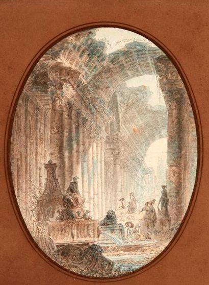 ALEXANDRE PERNET(PARIS VERS 1763 - VERS 1789)