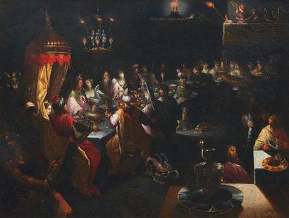 ATTRIBUÉ À FREDERIK VAN VALCKENBORCH(1566-1623)