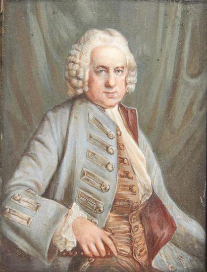 ÉCOLE anglaise vers 1830