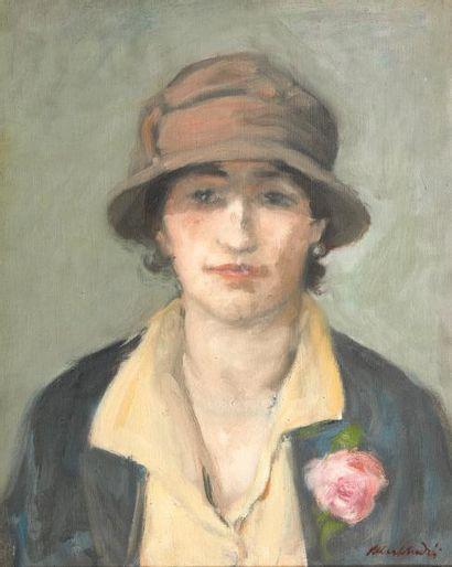 ALBERT ANDRÉ(1869-1954)