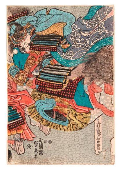 UTAGAWA SADAHIDE(1807-1873)