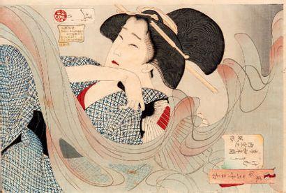 TSUKIOKA YOSHITOSHI(1839-1892)