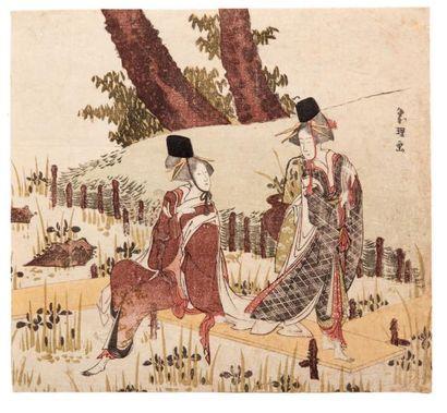 KATSUSHIKA HOKUSAI(1760-1849)