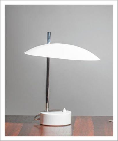 DISDEROT ÉDITION (FONDÉ PAR PIERRE DISDEROT EN 1948) France Lampe de table Métal...