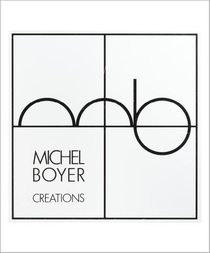 MICHEL BOYER (1935-2011)<br/>France