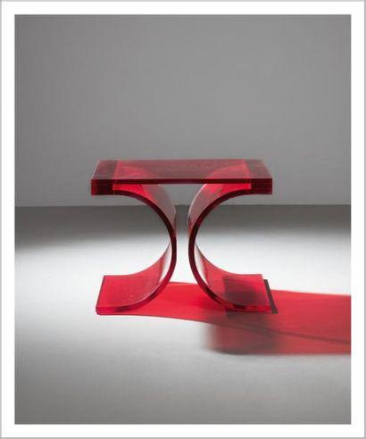MICHEL BOYER (1935-2011) & JEAN-PIERRE LAPORTE (NÉ EN 1944) - Prototype<br/>France