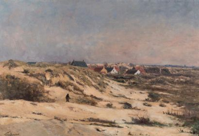FRANS VAN DAMME (1860-1925)