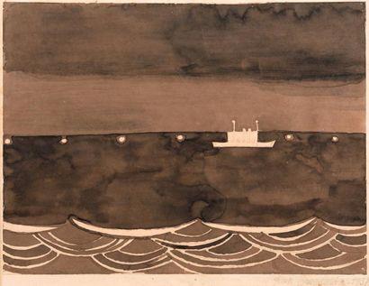 JEAN BRUSSELSMANS (1884-1953)