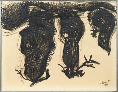 Marcel POUGET (1923-1985)