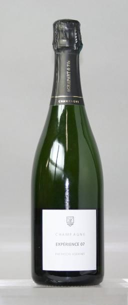 1 BOUTEILLE CHAMPAGNE AGRAPART EXPERIENCE...