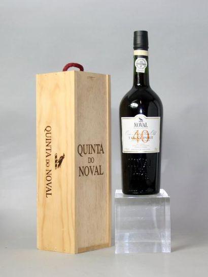 1 BOUTEILLE PORTO QUINTA do NOVAL Tawny 40...