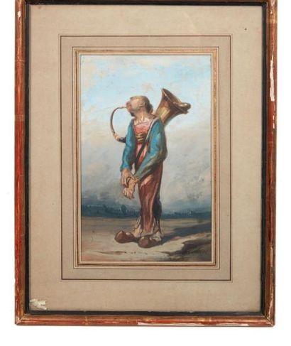 SULPICE GUILLAUME CHEVALIER (1804-1866) DIT GAVARNI