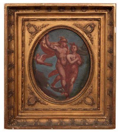 ECOLE FRANÇAISE DU XIXE SIÈCLE Mercure, d'après Raphael