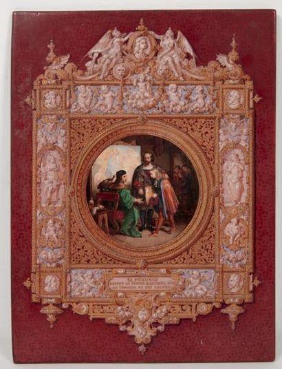 EUGÈNE JULIENNE (ENTRE 1800 ET 1874)