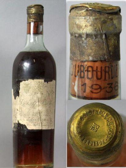 1 bouteille CHÂTEAU DOISY DAÊNE 2éme GC -...