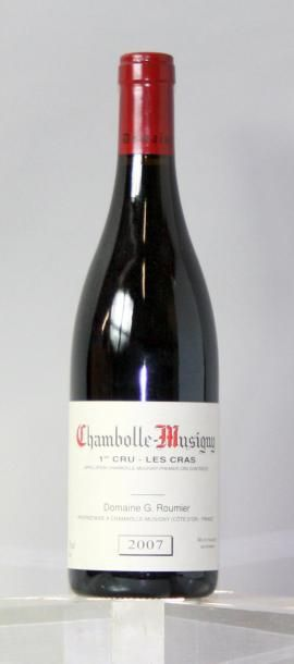 1 bouteille CHAMBOLLE MUSIGNY 1er cru