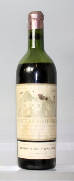 1 bouteille CHÂTEAU HAUT-BRION 1er GCC -...
